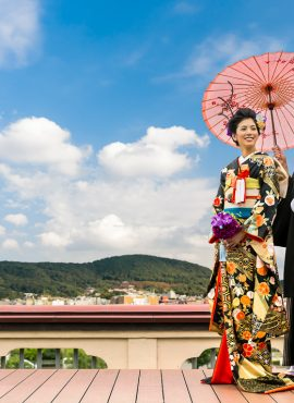 One-Of-A-Kind Wedding Venues in Kyoto for Your Special Day