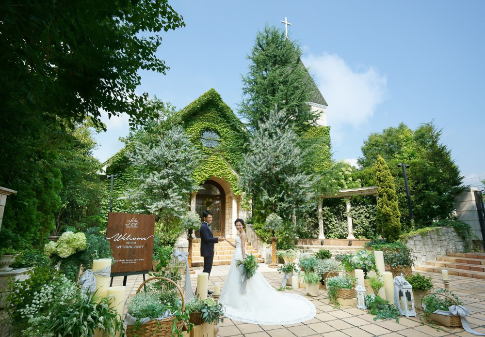 Kyoto Northern Church | WedElf Kyoto Wedding Venue