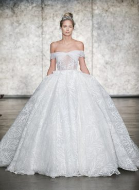 5 Wedding Gowns Fit for The New Yorker Bride