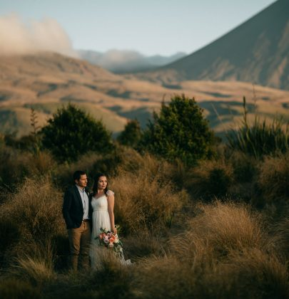 5 Elopement Wedding Photographers  You Need To Check Out in New Zealand