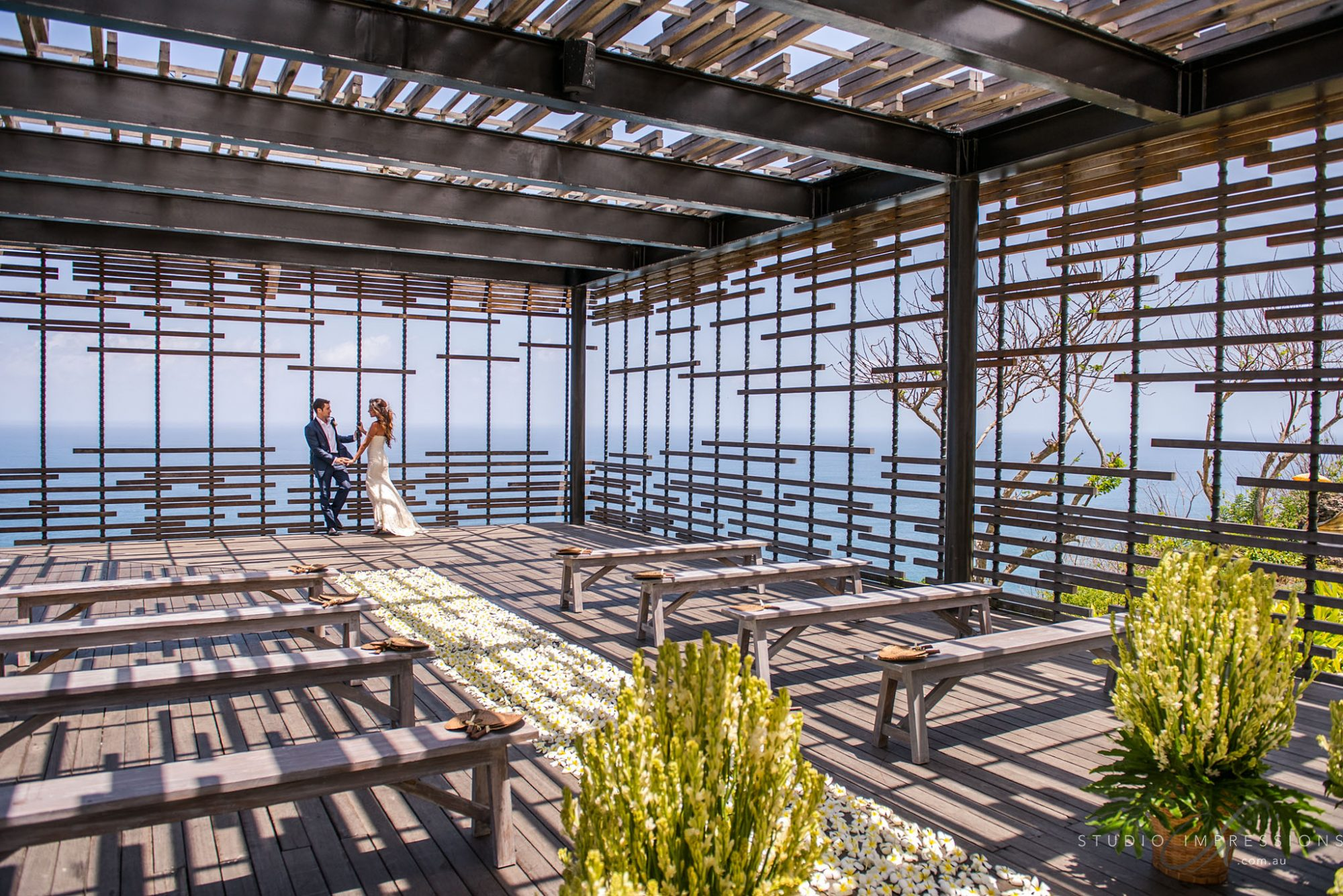 Wedding Venue and Styling in Alila Villas Uluwatu