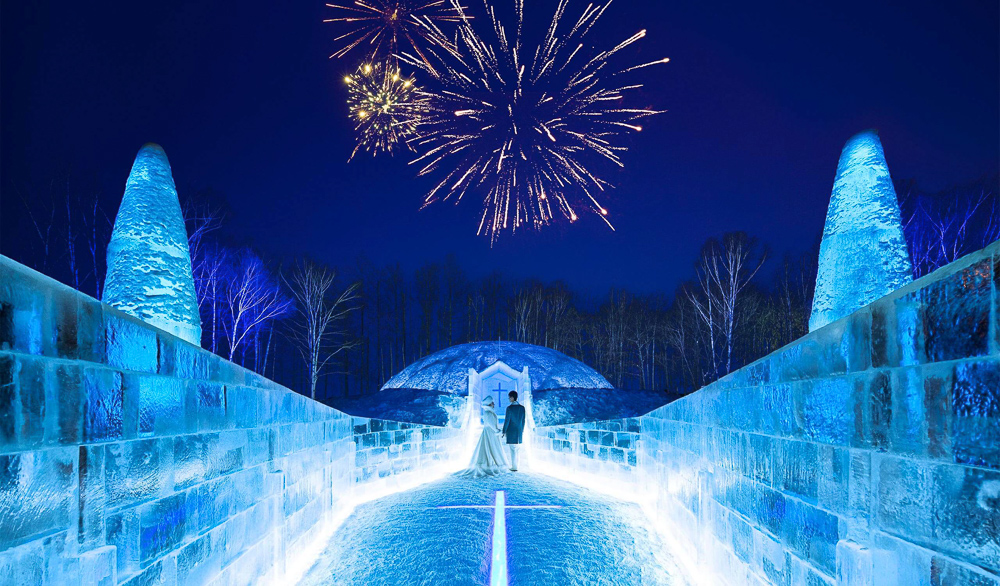 Ice Chapel | WedElf Wedding Venue