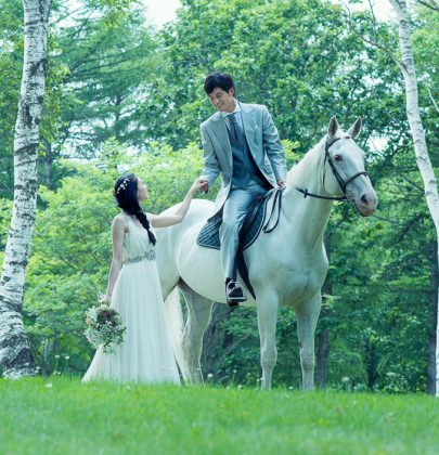 Gorgeous Locations in Hokkaido for An Exceptional Wedding