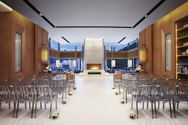 The Upper House Hong Kong Wedding Venue