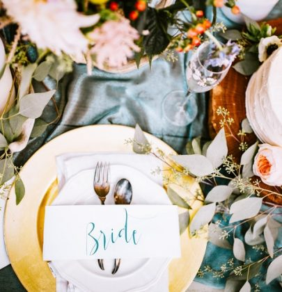 How To Begin Styling  For Your Wedding