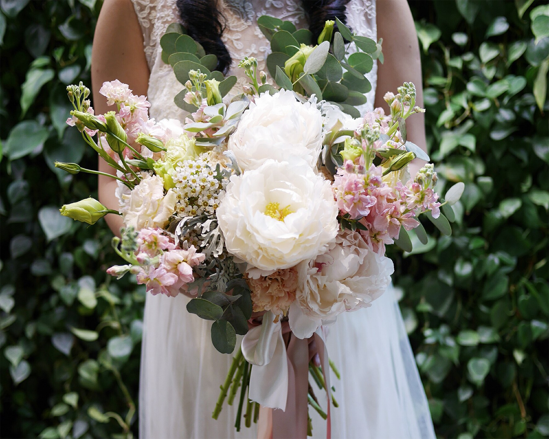 Bridal Bouquet by Blanc Studios