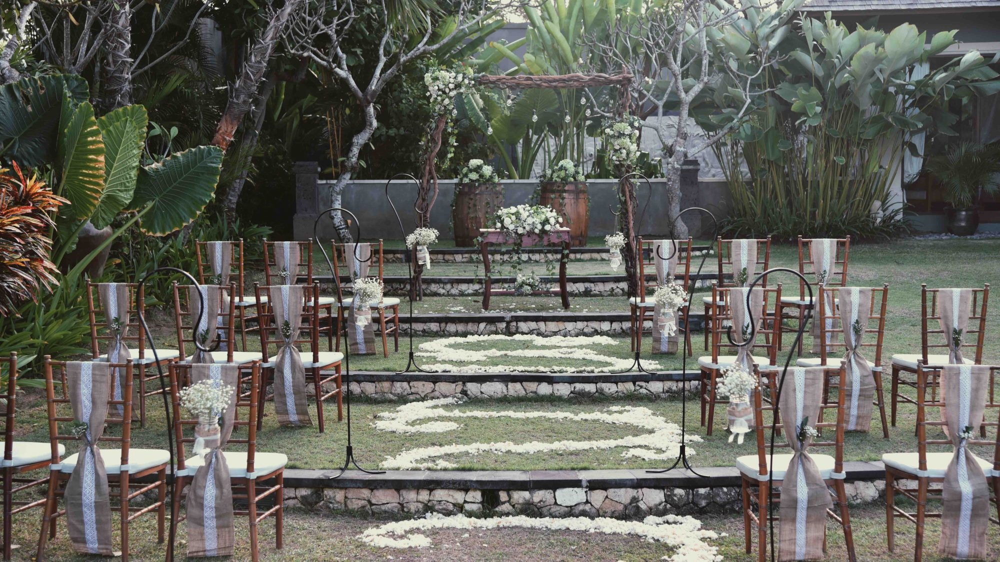 Wedding Venue at The Shanti Residence