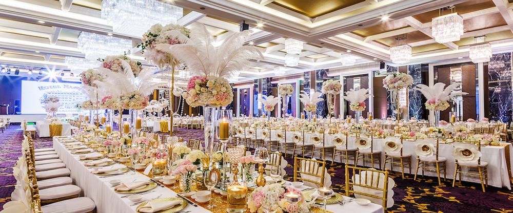 The Majestic Hotel | Wedding Venue
