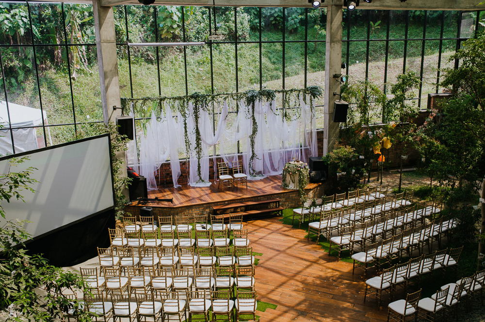 Glasshouse at Seputeh - Malaysia Wedding Venue