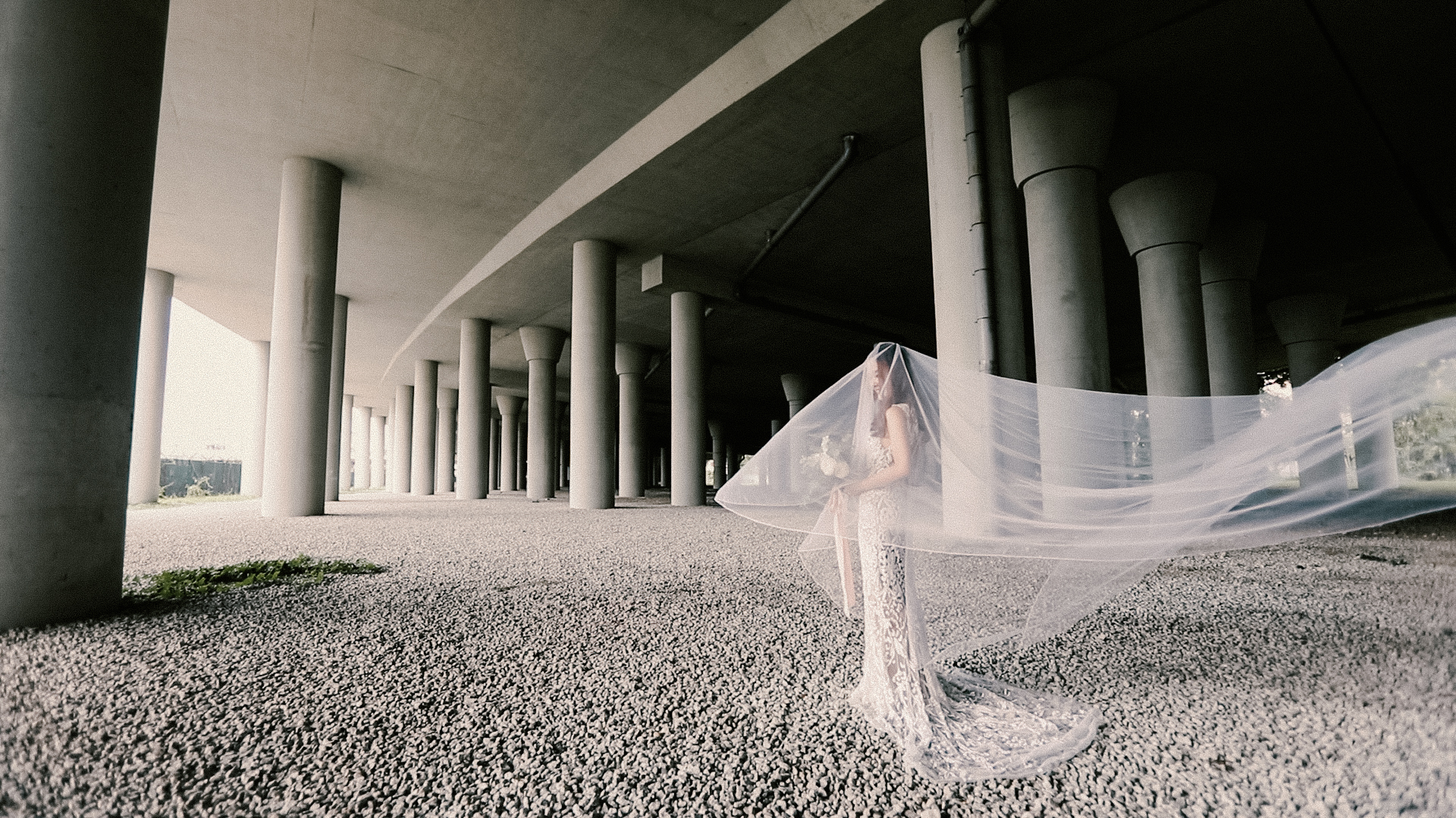 Pre-wedding photographed by Substance Films