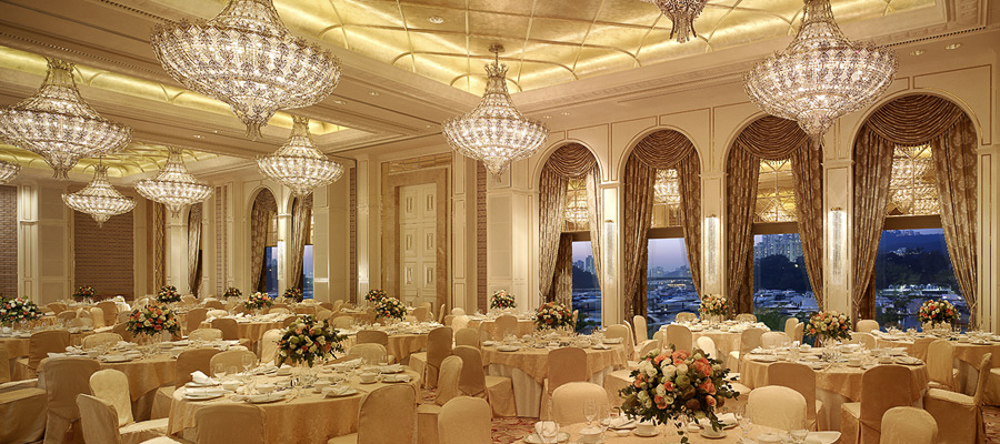 Aberdeen Marina Club Hong Kong Wedding Venue