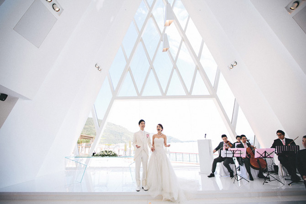 Auberge Discovery Hong Kong Wedding Venue