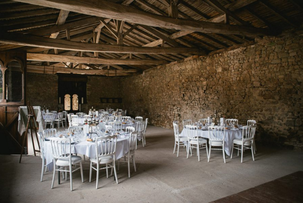 WedElf Want A French Chateau Wedding This Couple Did It, And We're Envious