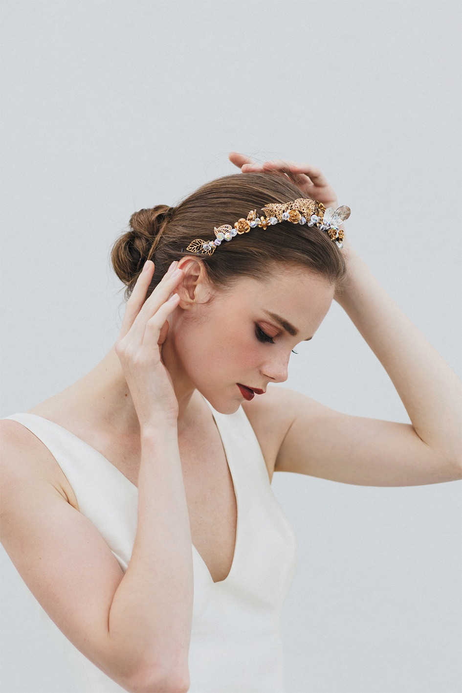 Hair and Makeup done by Autelier Makeup