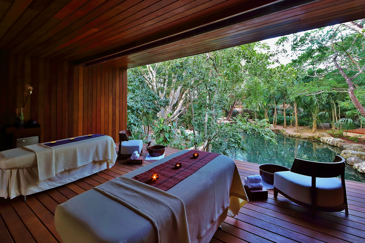 Spa at Chablé Resort & Spa, Yucatan