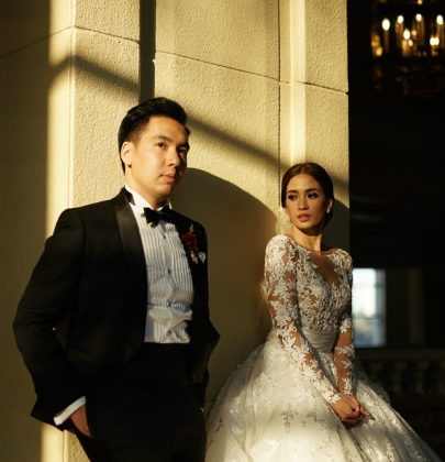 How Fritzie-Cabial & Justin Pulled OffA Regal Wedding Fit For Royalty