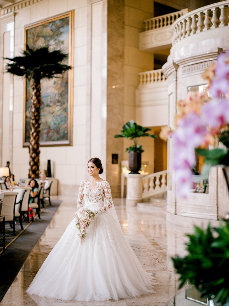 Fritzie and Justin Wedding Manila | WedElf Real Wedding