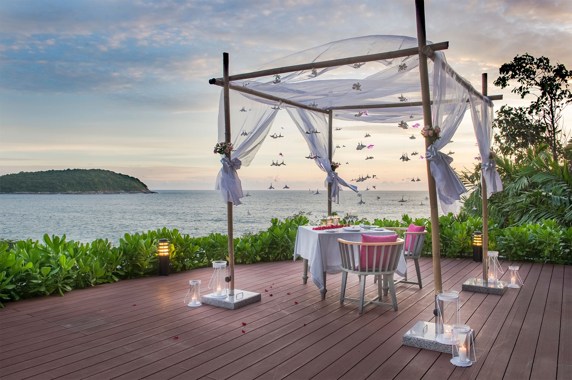 Wedding at The Nai Harn
