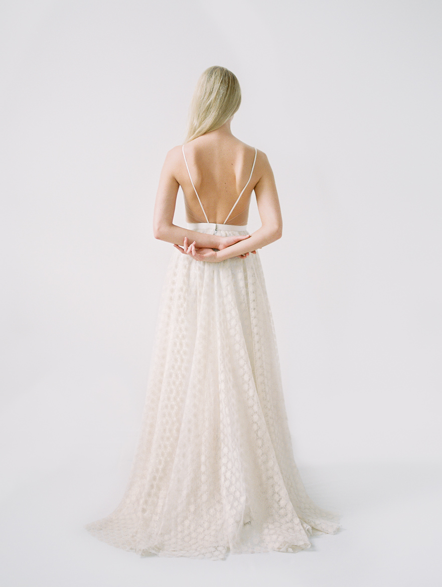 Bridal Gown by Truvelle