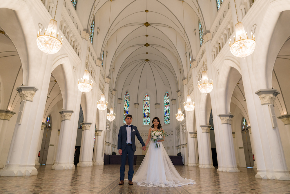 CHIJMES Hall by Blisspixel Photography | WedElf