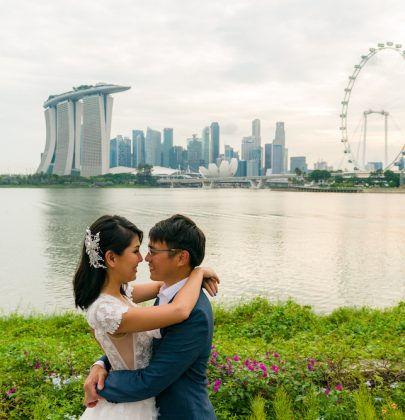 Noteworthy Pre-Wedding Photoshoot Spots That Are Uniquely Singapore