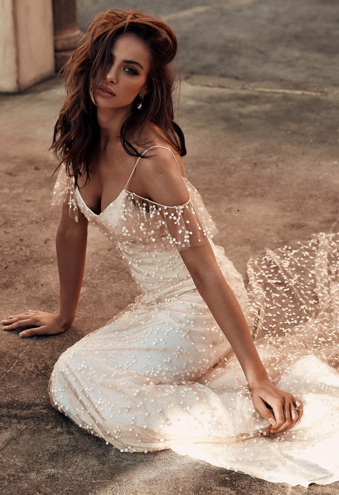 Bridal gown by Grace Loves Lace
