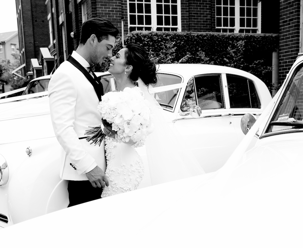 The Luxe Wedding of Gabriella & Jordan in Sydney, Australia | WedElf