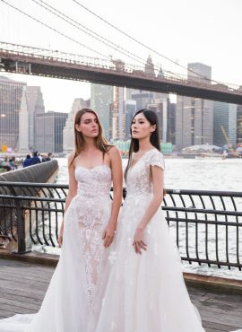 When In New York:  Iconic Photoshoot Locations featuring ETHEREAL The Label