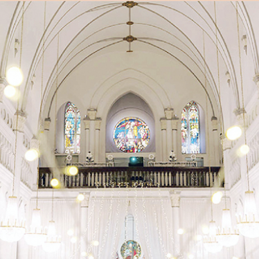 Attend the CHIJMES Wedding Experience 2019