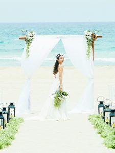 Beach Wedding in Danang - Naman Resort