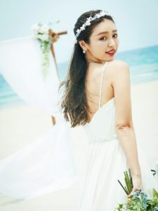 Kaji Hitomi's Intimate Beach Wedding at Naman Resort - Danang