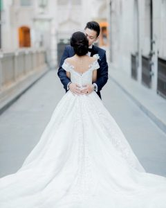 Wedding Dress from Karma Gyalpo