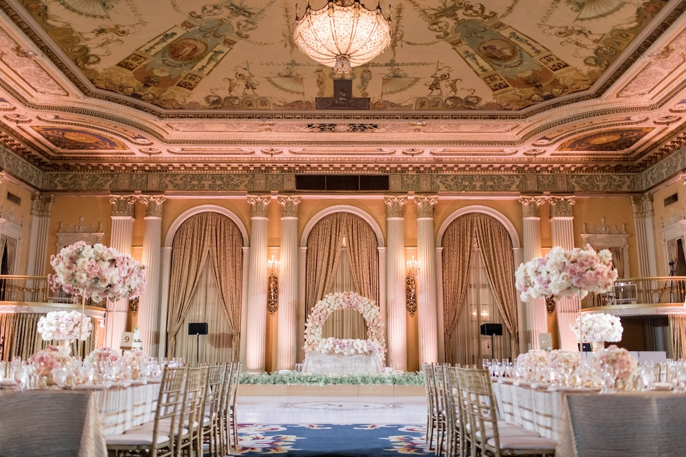 Devina & Andy's Fairytale Wedding in Millennium Biltmore