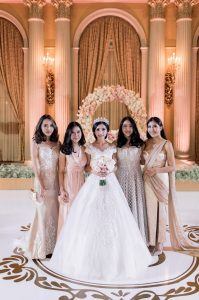 Devina & Bridesmaid