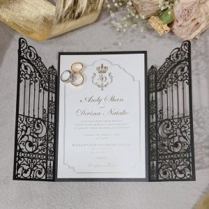 Wedding Invitation from Adorn Invitations