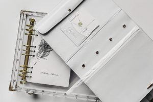 A Bride's Memoir World's First Luxury Compendium by Leeffect