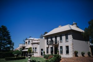 Eschol Park House - romantic Wedding Venue