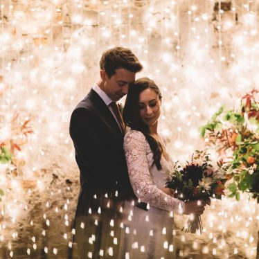 Fall in Love!Dreamy & MagicalRustic Style Wedding at Norman's
