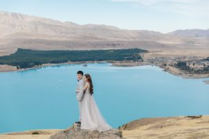 2. Dancing at Lake Tekapo