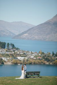 Dancing at Lake Tekapo
