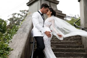 The Luxe Wedding of Gabriella & Jordan in Sydney, Australia