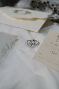 Stationery from Adorn Invitations