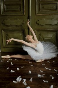 Swan Lake Style Shoot