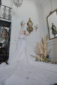 Swan Lake Ballet Style Shoot in Alin Lekal Gown