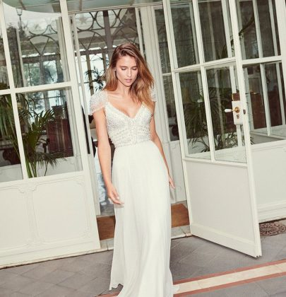 Jenny Packham  2020 Bridal Collection  It Started With a Kiss