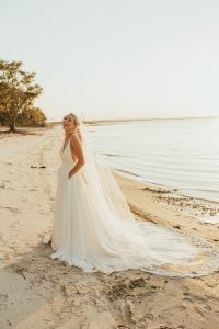 Truvelle Bridal wedding gown