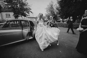 Irish wedding of Darienne & Reece