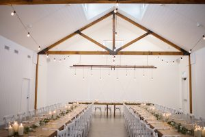 Reception at Summergrove Estate – Barn