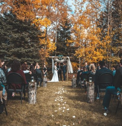 Tips on pulling off a Eco-friendly Wedding