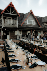 Jericho and Billy's romantic wedding on Great Barrier Island